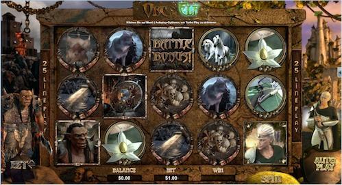 Orcs vs Elf