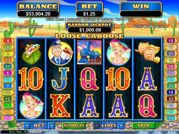 online casino spiel
