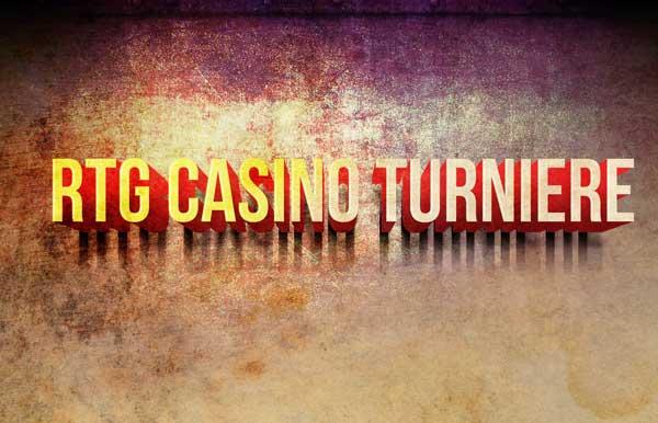 RTG Casino Turniere