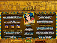 Cleopatras Gold online spielen