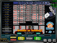 Double Double Bonus Poker online spielen