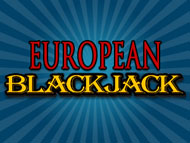European Blackjack gratis spielen