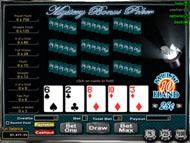 Mystery Bonus Poker gratis