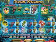 Ocean Dreams gratis spielen