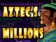 Internet Kasino mit Aztec's Millions gratis