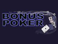 Bonus Poker spielen