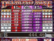 Internet Casinos mitDiamond Mine kostenlos spielen