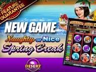 Kasino mit Naughty or Nice Spring Break online