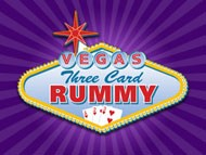 Vegas Three Card Rummy online spielen
