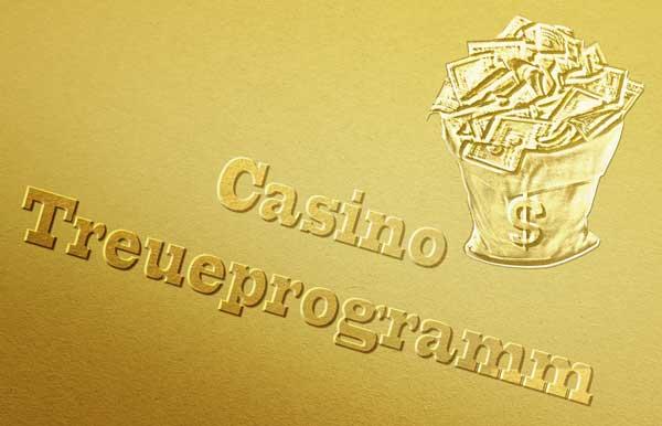 Casino Loyalitäts und Treueprogramm