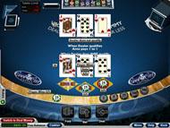 Vegas Three Card Rummy kostenlos spielen